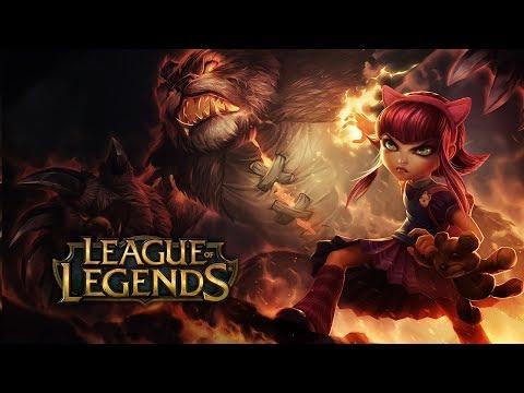 League of Legends - Annie MID - Incepem bine, Annie distruge tot!