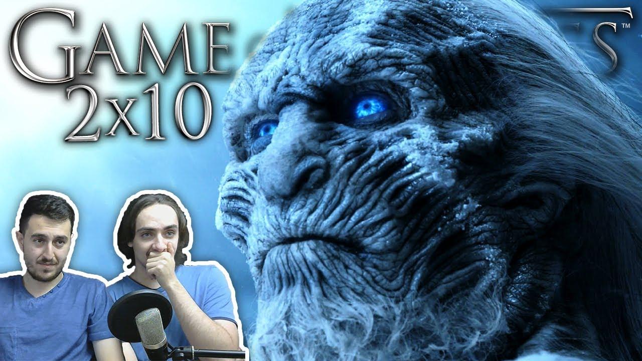 Game Of Thrones Season 2 Episode 10 Reaction Valar Morghulis