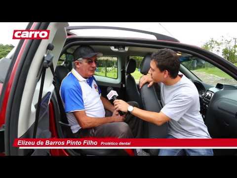 Teste do Leitor: Fiat Strada 1.8 Adventure Cine Dupla