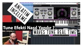 RAP KAYDI VE MİKSİ - 2 (  Ezhel, Ben Fero tune Efekti Nasıl Yapılır, Waves Tune Real Time İnceleme )