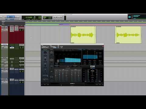 보컬과 피아노 트랙에 깊이감을 주는 테크닉 - Flux:: Verb V3 플러그인