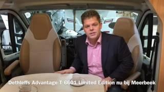 Review Dethleffs Advantage 6601 2017 te koop Burstner Meerbeek Caravans & Campers Doetinchem