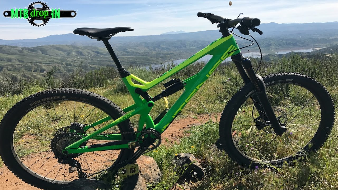 Top 2017 Mountain Bikes 2017 Intense Tracer Bike Review Test