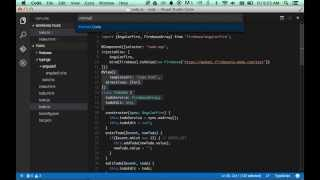 Getting started with Angular 2 developer preview