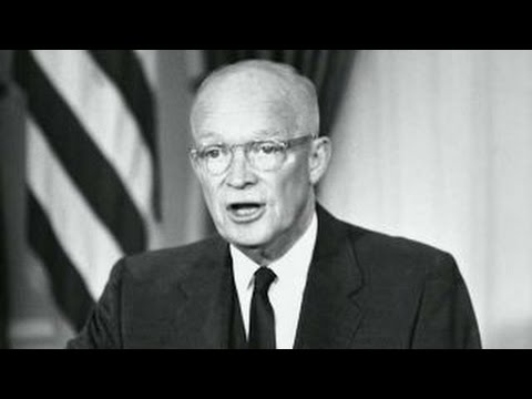 How Eisenhower viewed successor John F. Kennedy