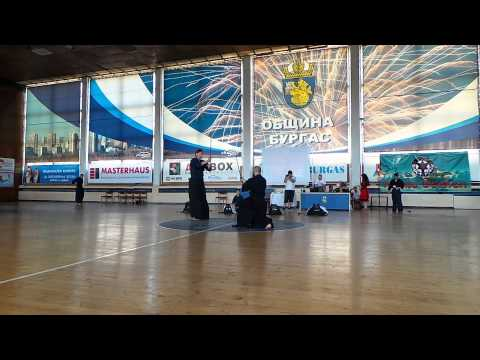 "Club ""KENSHIN"" - KENDO DEMONSTRATION 2 - BURGAS, BULGARIA"