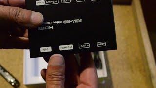 Capturar Video usando el Puerto HDMI | Trucos | Gadget Fácil