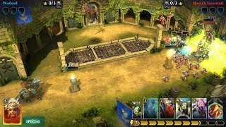 Warhammer Age of Sigmar: Realm War Gameplay | Android Strategy Game
