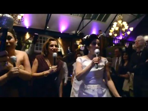 When Adele (impersonator) Makes A Surprise At My Wedding