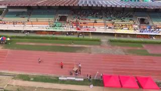 港九潮州公會中學  2016校運會  高空航拍片段