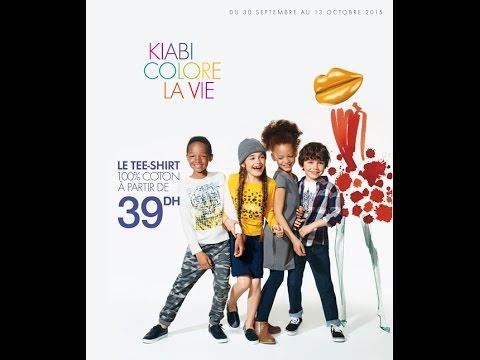 Vidéo Spots Radio Kiabi Octobre et Novembre 2015 - Voix Off ENFANT: Louise
