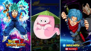 RETO! Equipo Full Rainbow 100%!!!  | DBZ Dokkan Battle En Español