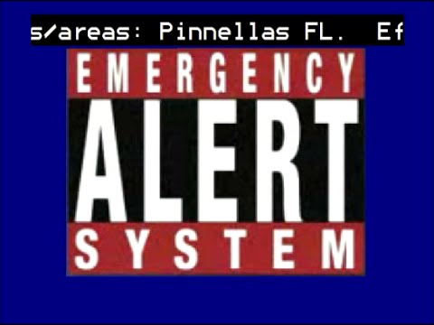 EAS: Two Tornado Warnings for Florida