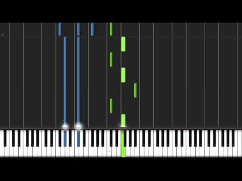 Modest Mouse - The World At Large (Synthesia)
