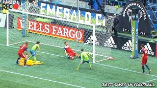 Best Saves in Football 2021 || Impossible Saves in Football 2021