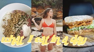 What I Eat in a Day // Healthy, Simple, Vegan