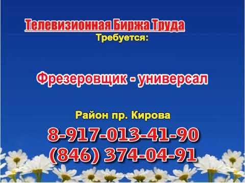 Телевизионная биржа труда. Эфир передачи от 18.06.2019