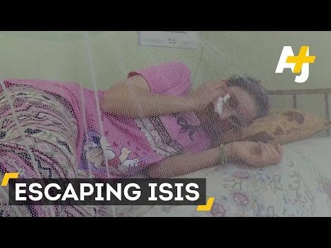 Escape From ISIS Sex Slavery
