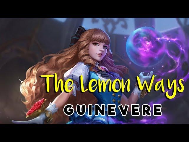 GAMEPLAY HERO GUINEVERE | MOBILE LEGENDS
