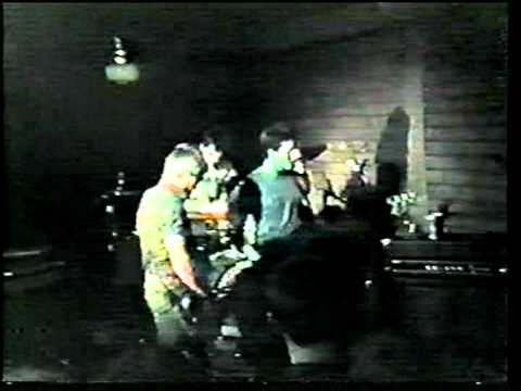 The Bodies - Helter Skelter Club, St Kilda, Melbourne, Australia 15.6.84