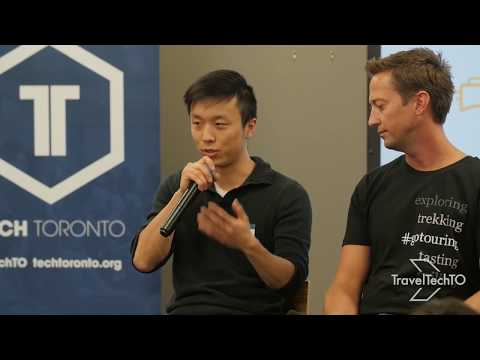 February 2018 TravelTechTO Panel: Applying New Technology to the Travel Experience