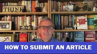 How to Submit an Article