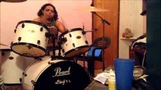 Led Zeppelin-Dazed and Confused Drum Cover by Beliroth