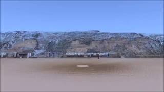 Boscombe Beach Laser Scan