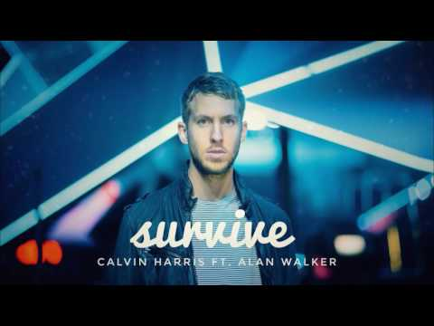 Calvin Harris & Alan Walker -  Survive