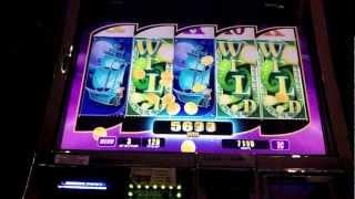 WMS - Sea of Tranquility Slot Machine Bonus