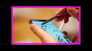 Breaking News | Samsung Galaxy Note 9 Reportedly A Minor Upgrade Over Predecessor