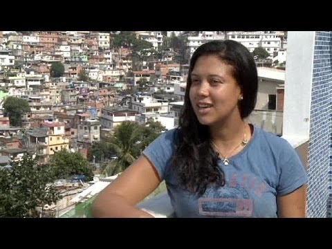 Rio favela of Vidigal is World Cup draw for Brazil tourists