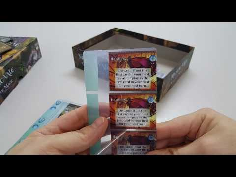 แกะกล่องเกม Mystic Vale : Vale of Magic By MG. Juk |