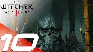The Witcher 3  - Walkthrough Part 10 - Golem Boss & Wild Hunt Boss (Death March Mode)