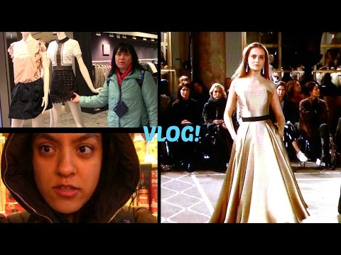 Copenhagen Fashion Week FAIL & Vegan Burger at MAX VLOG