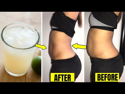 FAT CUTTER DRINK: HOW TO LOSE WEIGHT OVERNIGHT ! LOSE 5lbs IN A WEEK ! GET FLAT TUMMY IN 1 WEEK