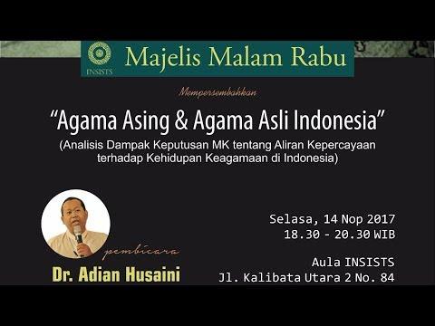 DR. Adian Husaini -