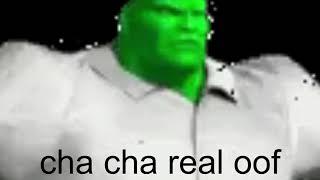 cha cha real oof 2 | Roblox meme