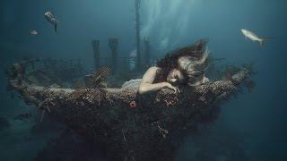 Underwater photo shooting with Cris...