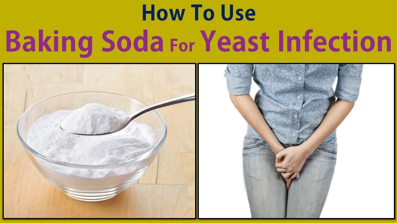 How To Use Baking Soda For Yeast Infection Stop Yeast Infection