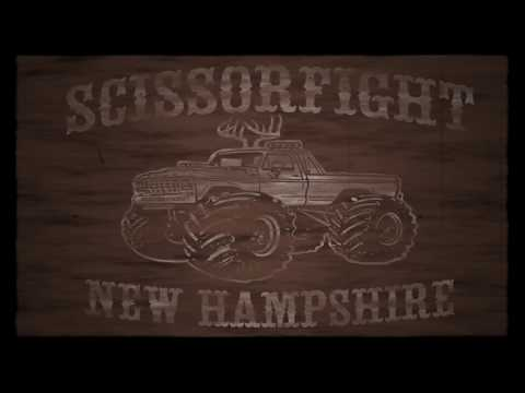 NEW RELEASE! SCISSORFIGHT - TITS UP [Official Video] Chaos County - Salt of the Earth Records