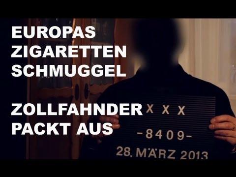 Europas größter Zigarettenschmuggelring - Zollfahnder packt aus - TRUE CRIME STORIES #WV.WS