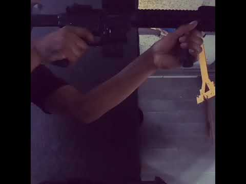 S&W M&P 15-22 Just Over 1500 Rounds Fast And Slow Motion