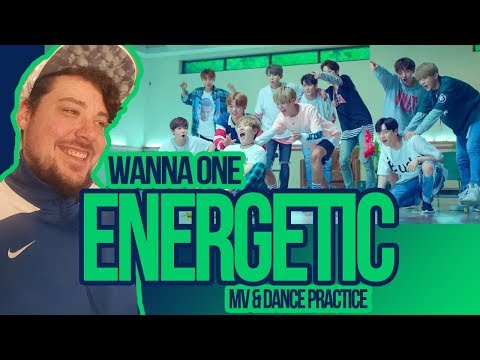 Mikey Reacts To Wanna One 'Energetic' MV & Dance Practice