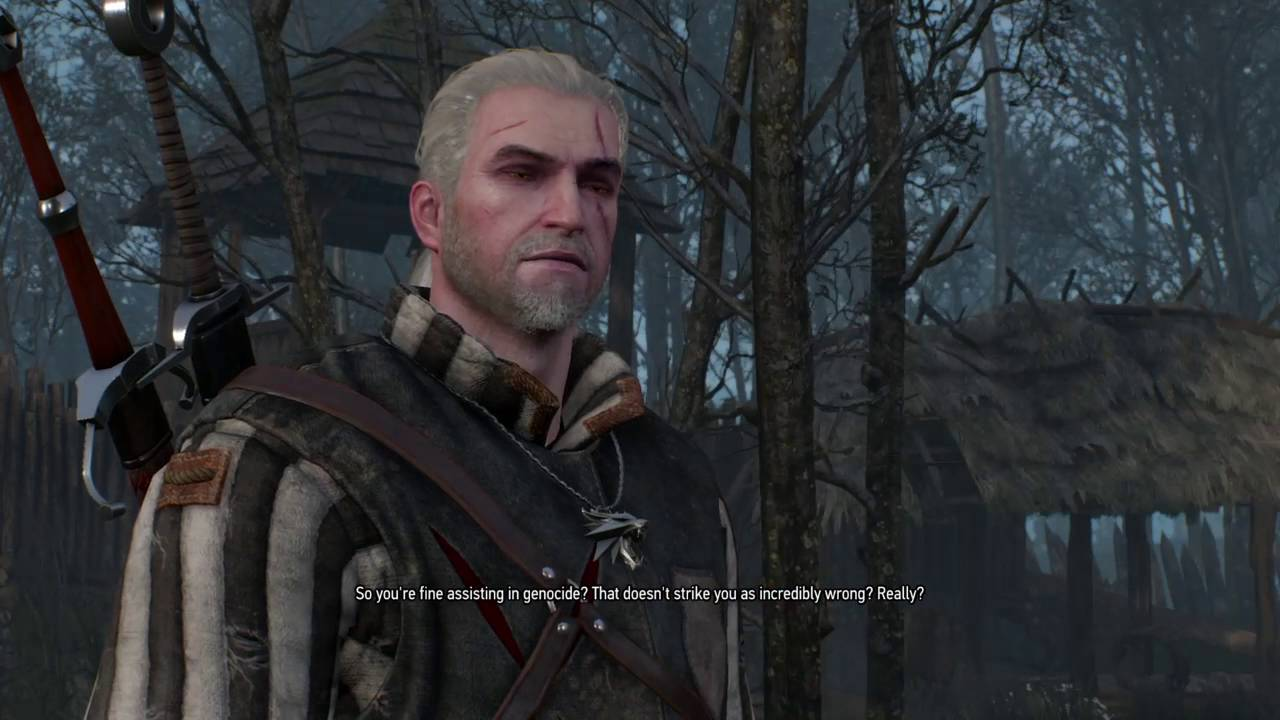 26 Beautiful Witcher 3 Best Quotes
