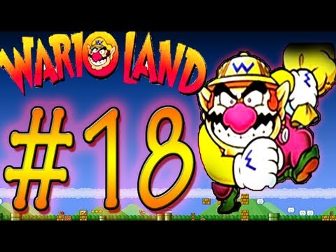 Let's Play Super Mario Land 3 - Wario Land - Part 18: Ein Vogel macht Ärger