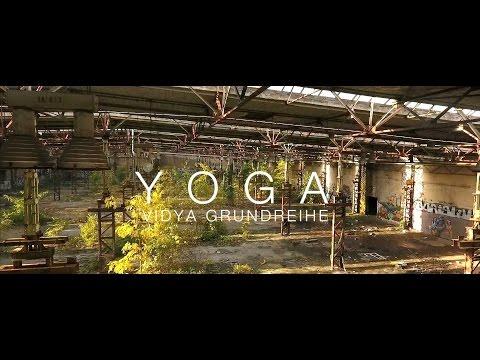 Yoga mal woanders | Berlin | Yoga Vidya Grundreihe | Hatha | Anfänger | Secret Places