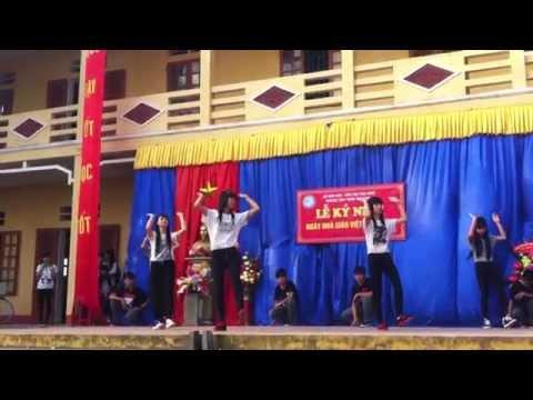 Học Sinh Trường THPT Trần Thị Dung - Hưng Hà - Thái Bình