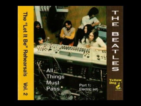 the Beatles - I Shall Be Released (take 2)