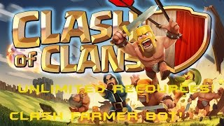 CLASH OF CLANS: UNLIMITED GOLD AND ELIXIR! CLASH FARMER INSTALL! HOW TO GET UNLIMITED RECOURCES